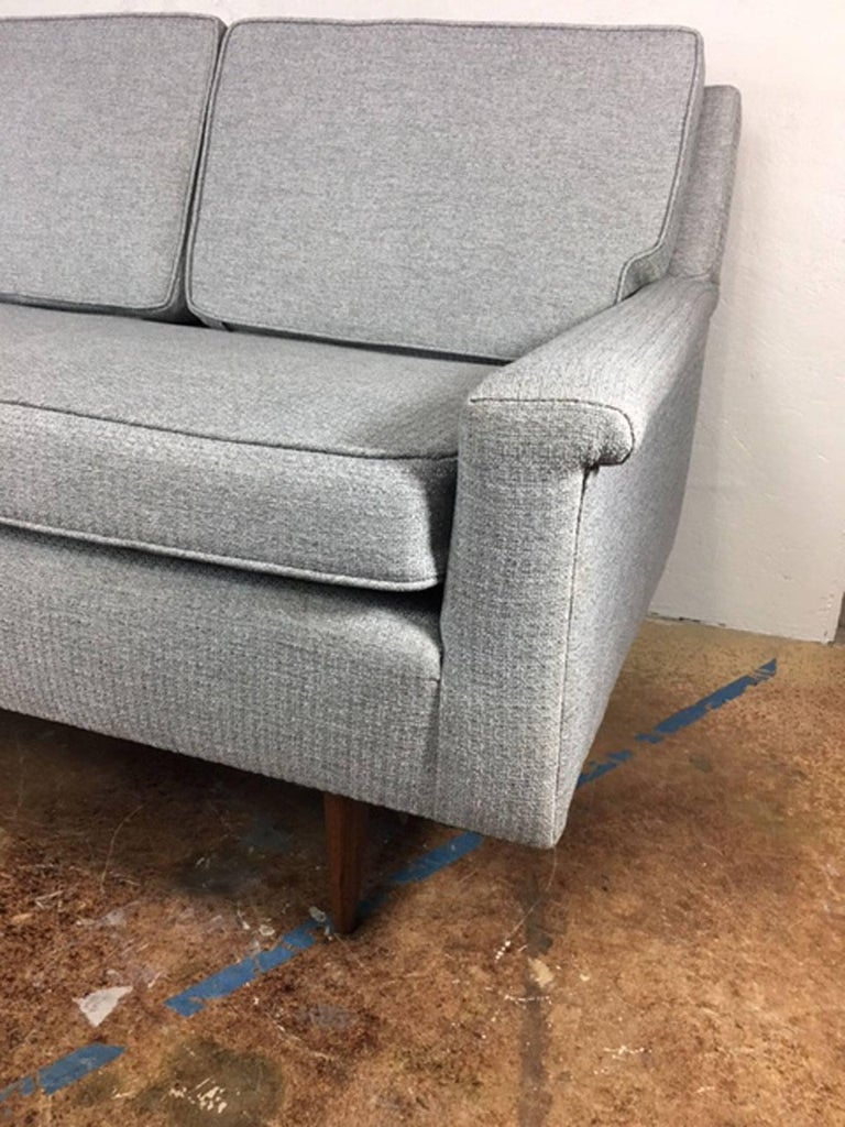 Ed wormley extra long sofa for sale at 1stdibs for Long couches for sale