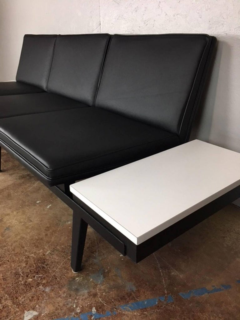 George nelson steel frame sofa for sale at 1stdibs Steel frame sofa