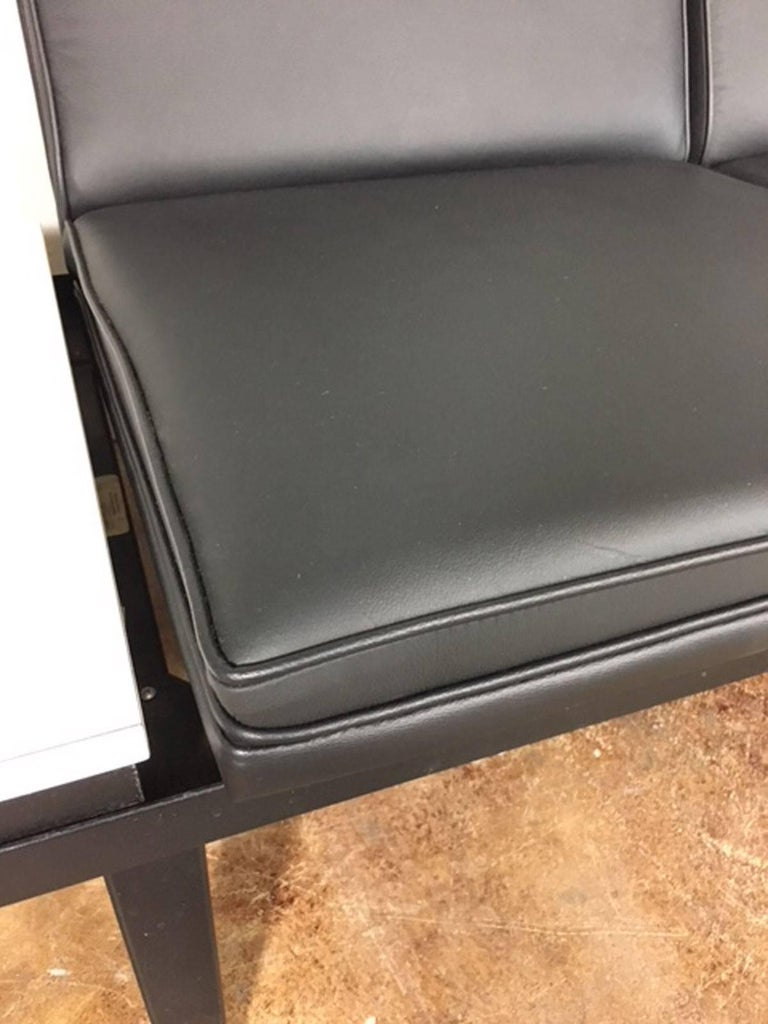 George Nelson Steel Frame Sofa For Sale 1