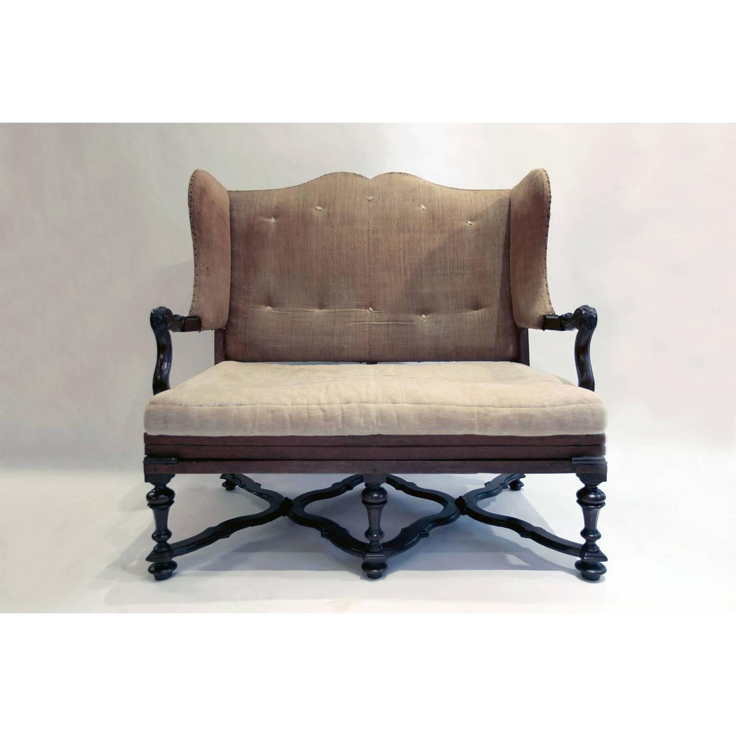 17th Century Italian Sofa-Bed For Sale At 1stdibs