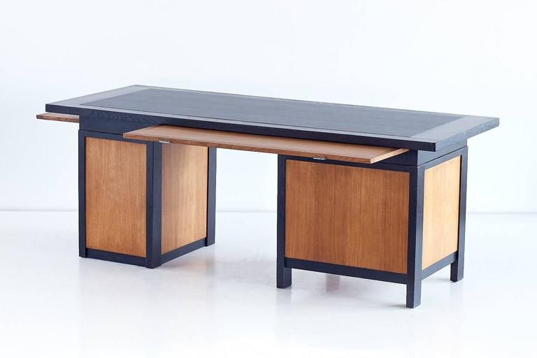 Important Architect's Desk by Frits Spanjaard, 1932 In Good Condition For Sale In The Hague, NL