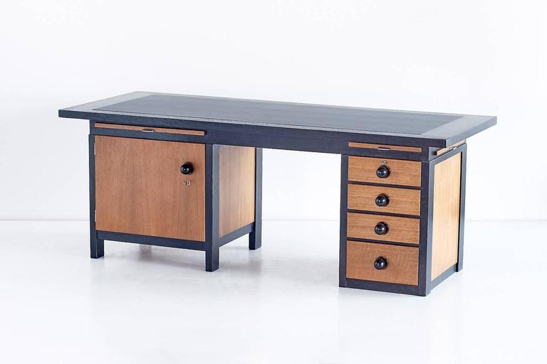 Important Architect's Desk by Frits Spanjaard, 1932 For Sale 2