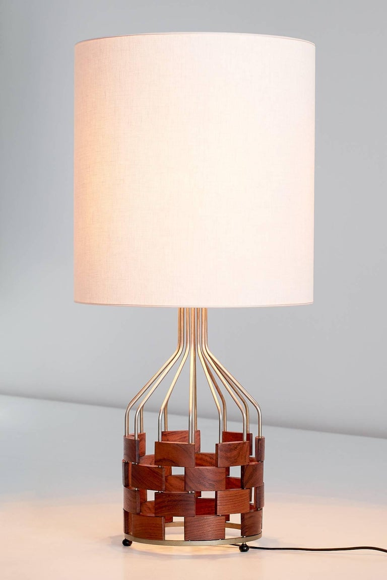 Large maurizio tempestini table lamp for casey fantin florence this generously sized table lamp was designed by maurizio tempestini and manufactured by the florentine casey keyboard keysfo Image collections