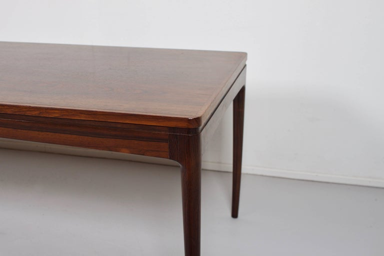 Coffee Table by Johannes Andersen, Denmark, 1960s In Good Condition For Sale In Echt, NL