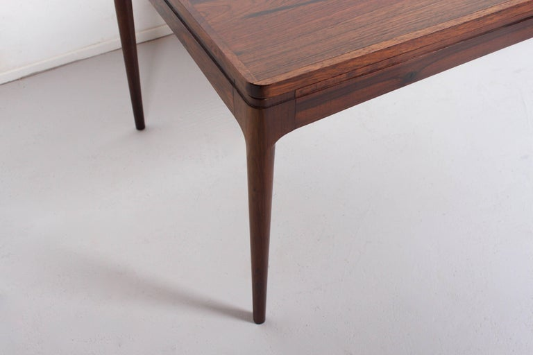 Danish Coffee Table by Johannes Andersen, Denmark, 1960s For Sale