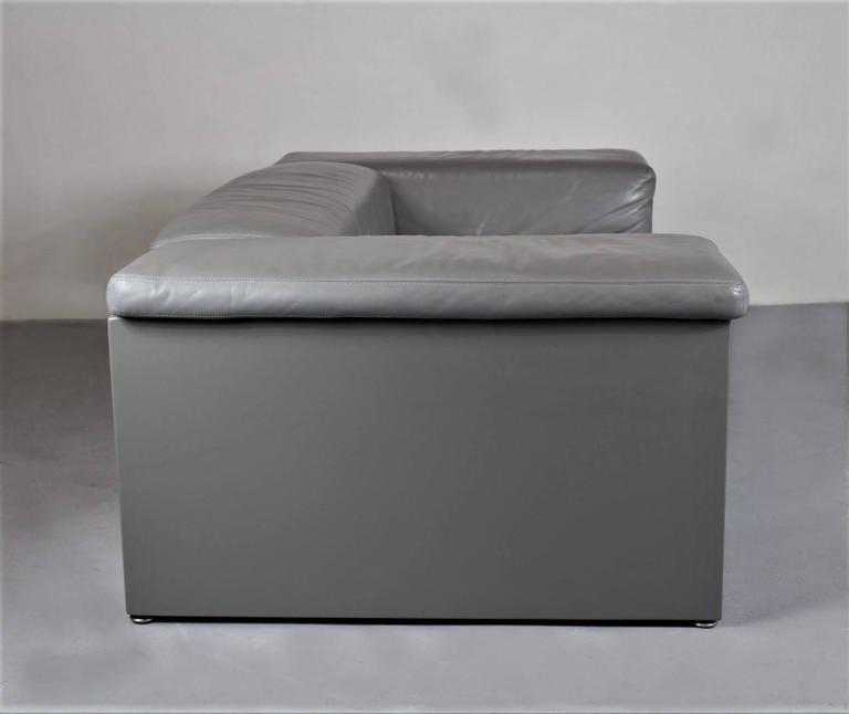 Modern 1970s Sofa Brigadier, Cini Boeri for Knoll For Sale