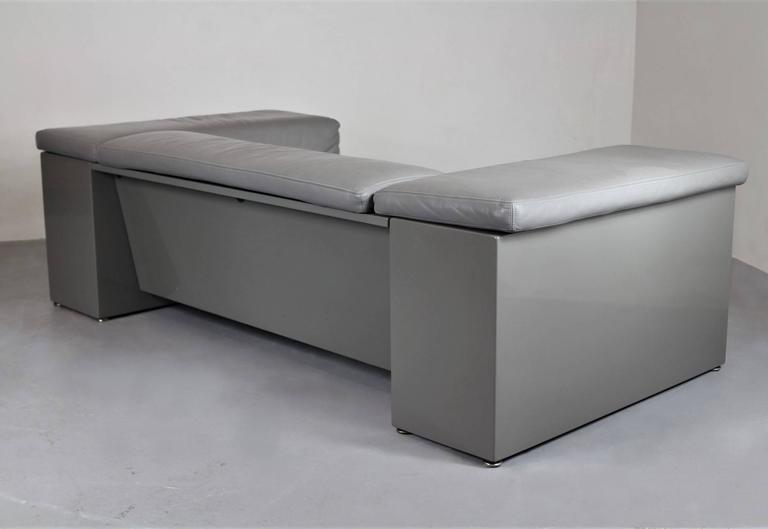 American 1970s Sofa Brigadier, Cini Boeri for Knoll For Sale