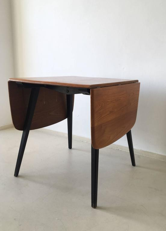 Ercol Drop Leaf Dining Table 1960s at 1stdibs : image7l from www.1stdibs.com size 552 x 768 jpeg 22kB