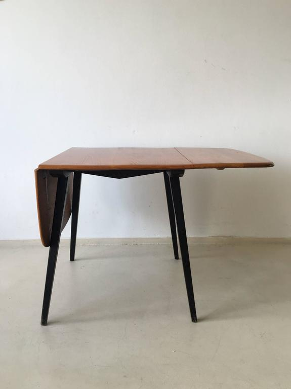 Ercol Drop Leaf Dining Table 1960s at 1stdibs : image5l from www.1stdibs.com size 575 x 768 jpeg 20kB
