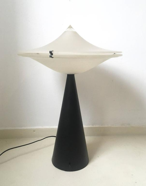 Tre Ci/Luce Table Lamp by Cesaro L, 1970s For Sale at 1stdibs