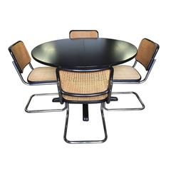 Dining set by Thonet and Marcel Breuer