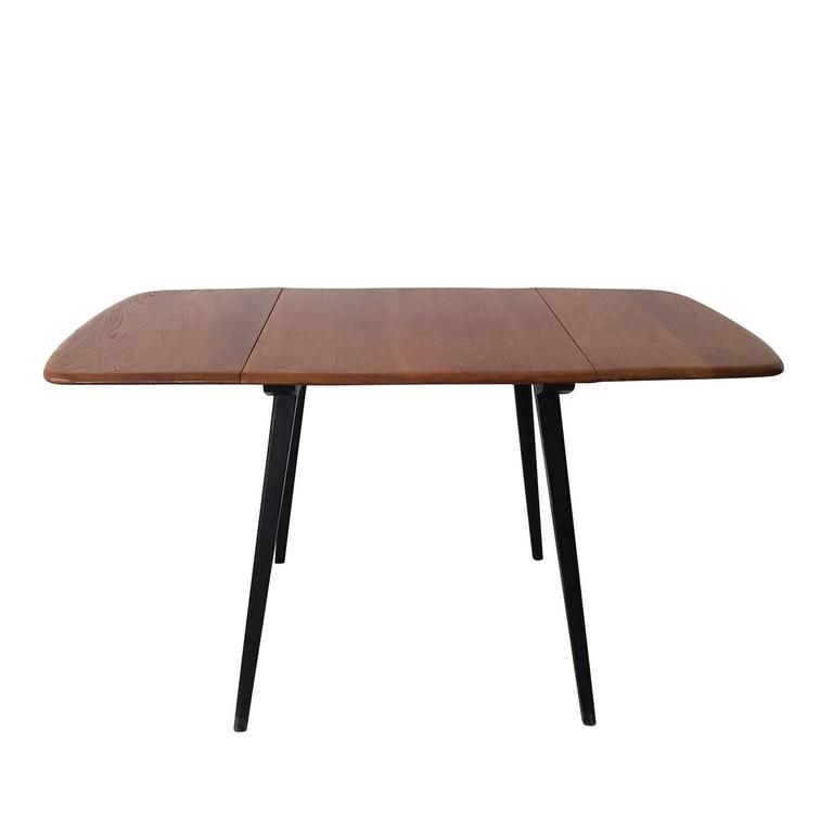 Vintage Ercol Coffee Tables For Sale: Ercol Drop-Leaf Dining Table, 1960s At 1stdibs