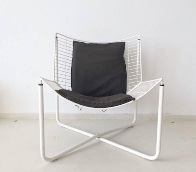 Jarpen wire chair by niels gammelgaard for ikea 1983 at 1stdibs Ikea moment sofa