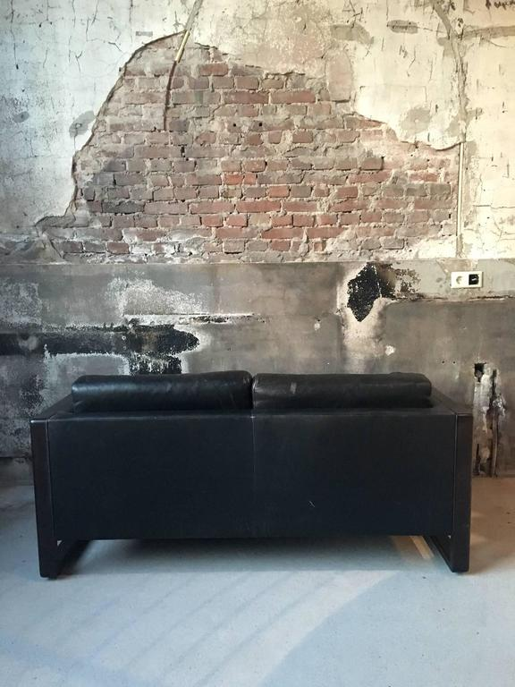German Rare Cubic Livingroom/Sofa Set by Walter Knoll, 1970s For Sale