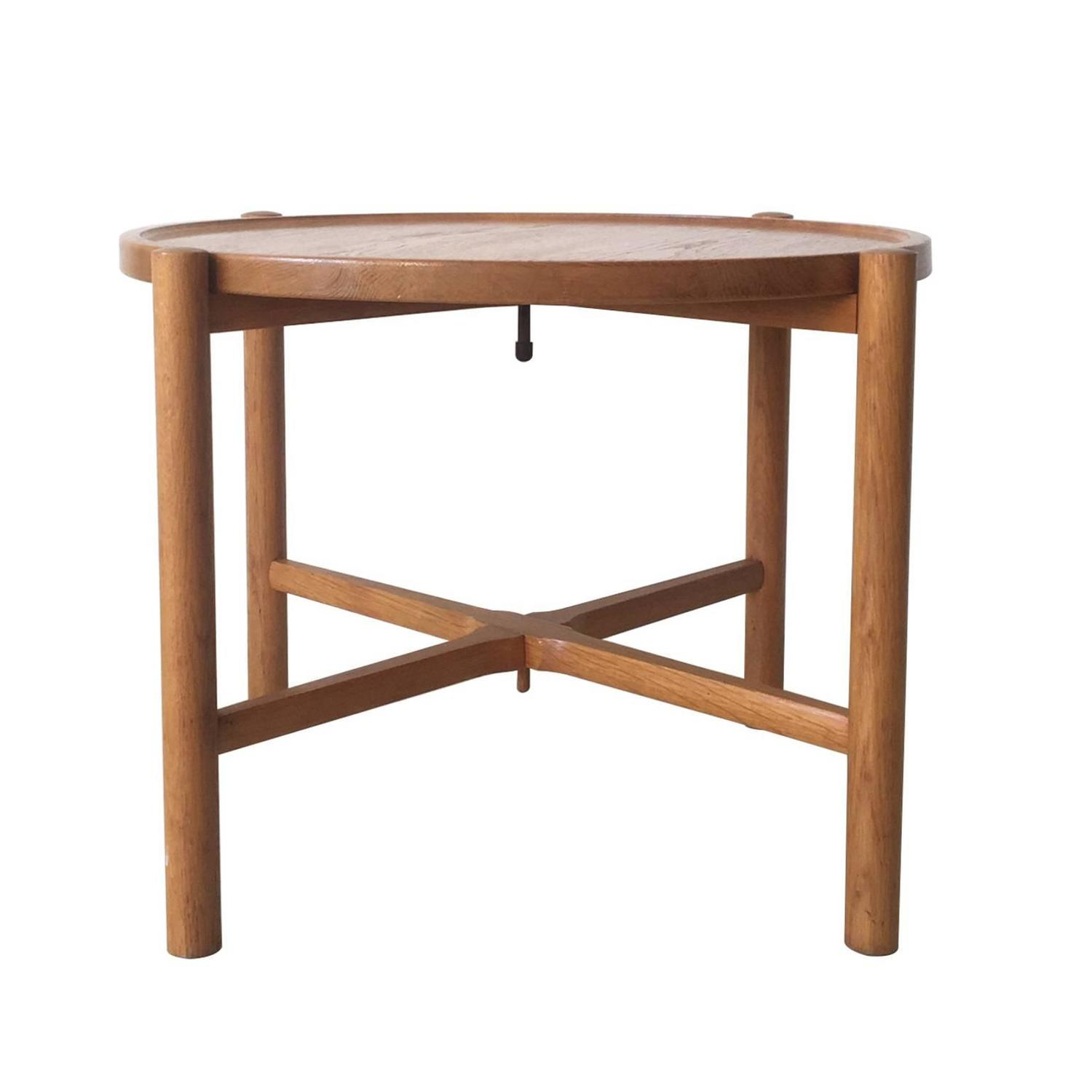 PP 35 Tray Table by Hans Wegner for PP Mobler 1945 For Sale at