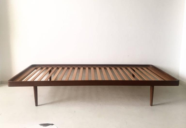 Mid-Century Daybed by Cees Braakman for Pastoe, 1960s 2 - Mid-Century Daybed By Cees Braakman For Pastoe, 1960s At 1stdibs