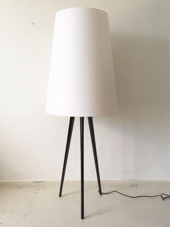 Metalarte Large Floor Lamp Model Triana Gr By Otto Canalda 2010 At 1stdibs