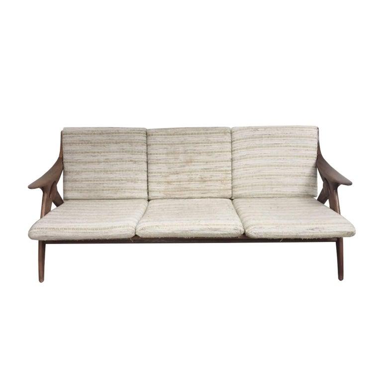 Vintage Design Sofa Manufactured by De Ster Gelderland, 1960s