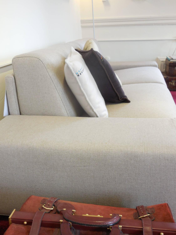 Modern Italian Sofa Bed Sb17 Italian Made Fabric Or