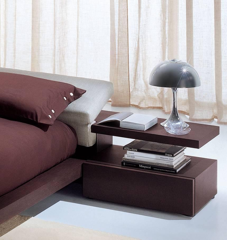 modern italian furniture platform bed king size made in italy for