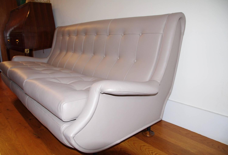 Marco Zanuso Regent Sofa Arflex Italy 1960s Fully