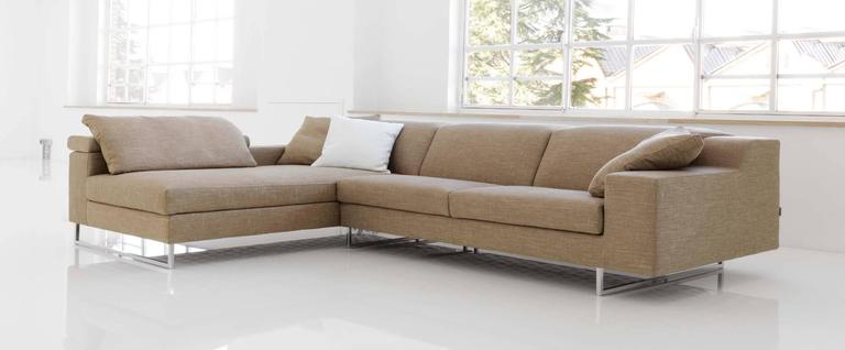 A Wonderful Design, Made In Italy, Italian Modern Sectional Sofa With Many  Details.