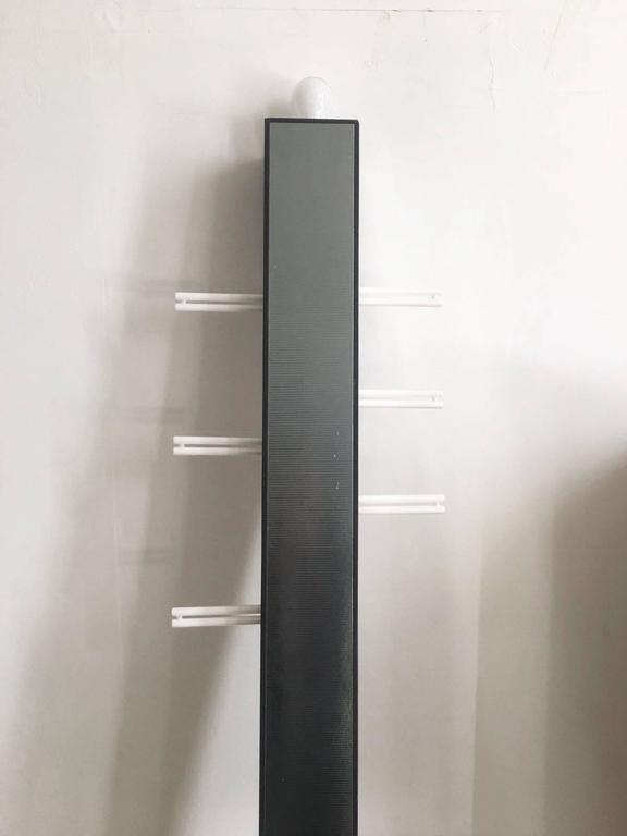Italian Ettore Sottsass Gala Floor Lamp by Post Design Memphis For Sale