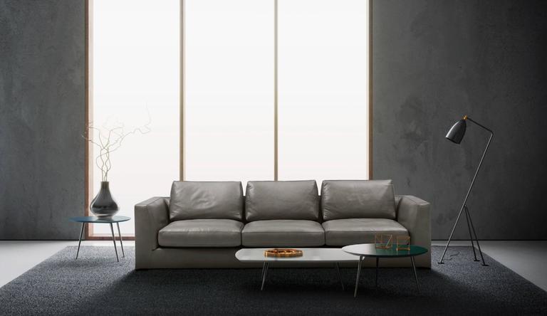 Italian Modular Designer Sofa Design Giulio Manzoni Made