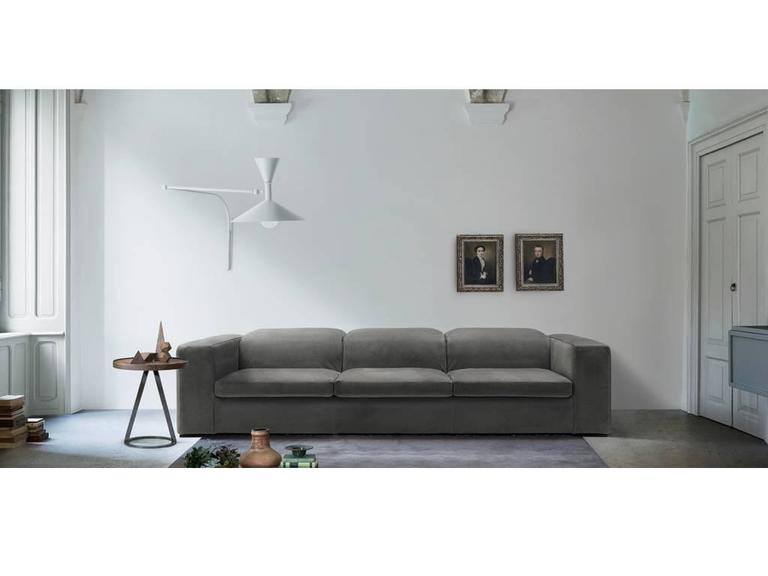 Italian Modern Sectional Sofa With Adjule Back Made In Italy For At 1stdibs