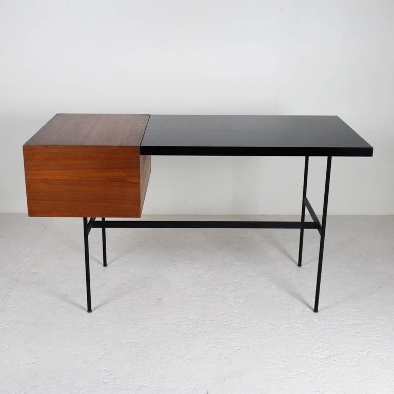 Table Top 1955: Desk CM141 By Pierre Paulin, Thonet Edition