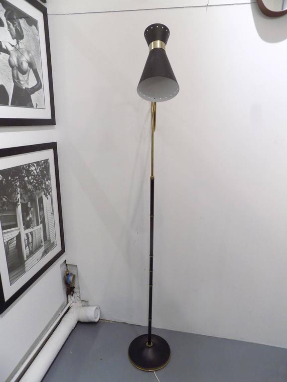 1960s Maison Lunel Floor Lamp 2