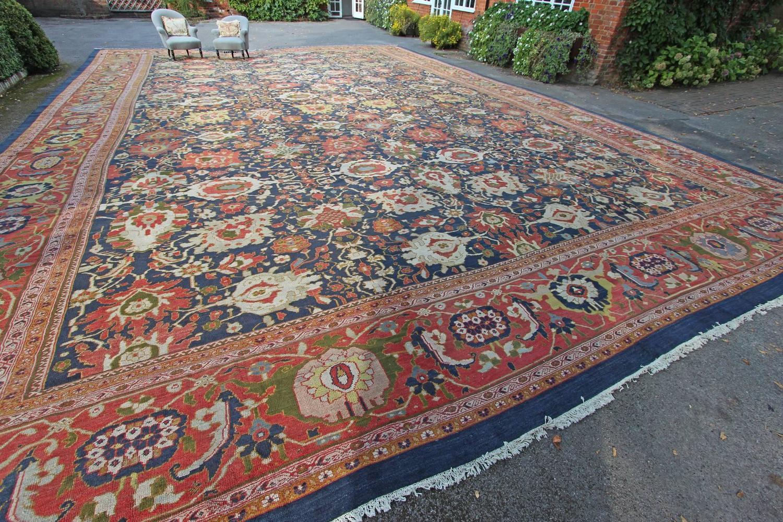 Antique Ziegler Carpet For Sale At 1stdibs