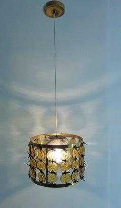 Pendant Lamp by Erik Höglund for Kosta BodaSweden