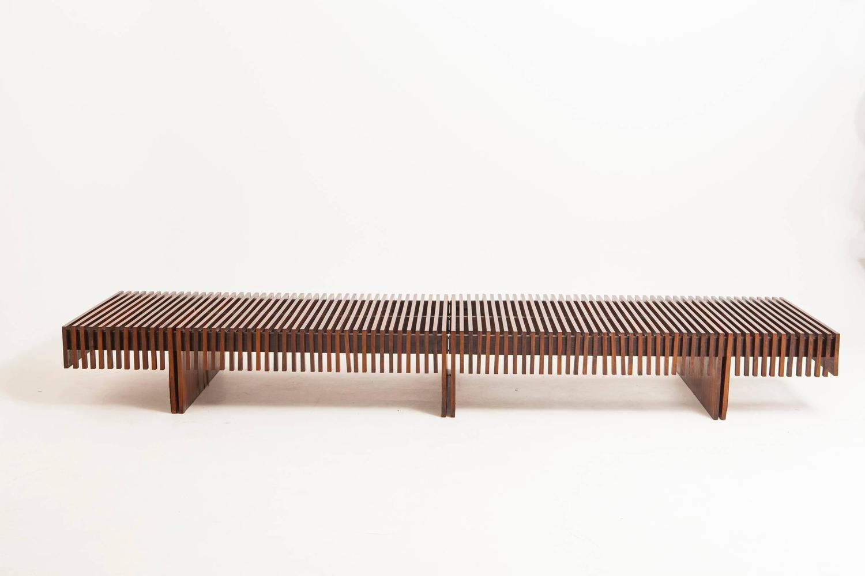 Forma bench for sale at 1stdibs for 7 furniture doral fl