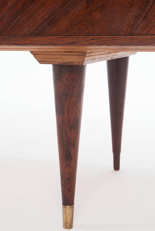 Vintage credenza in brazilian jacarand wood by giuseppe for 7 furniture doral fl