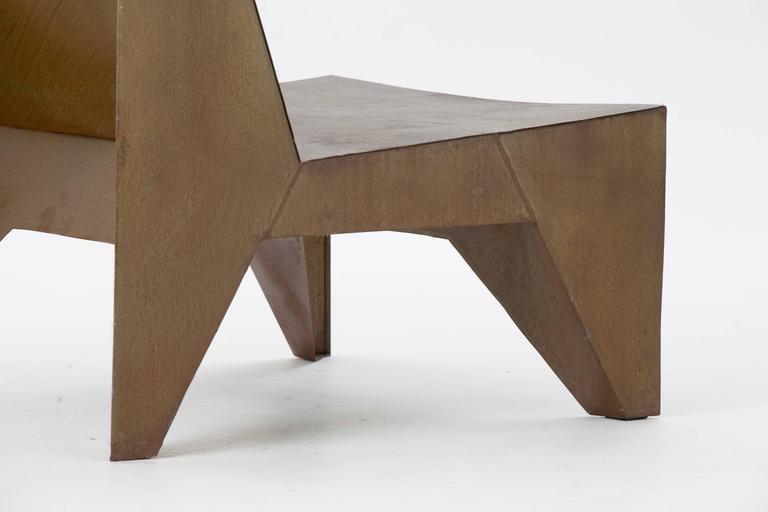 Idra lounge chair brazilian post modern chair weathering for Post modern chair