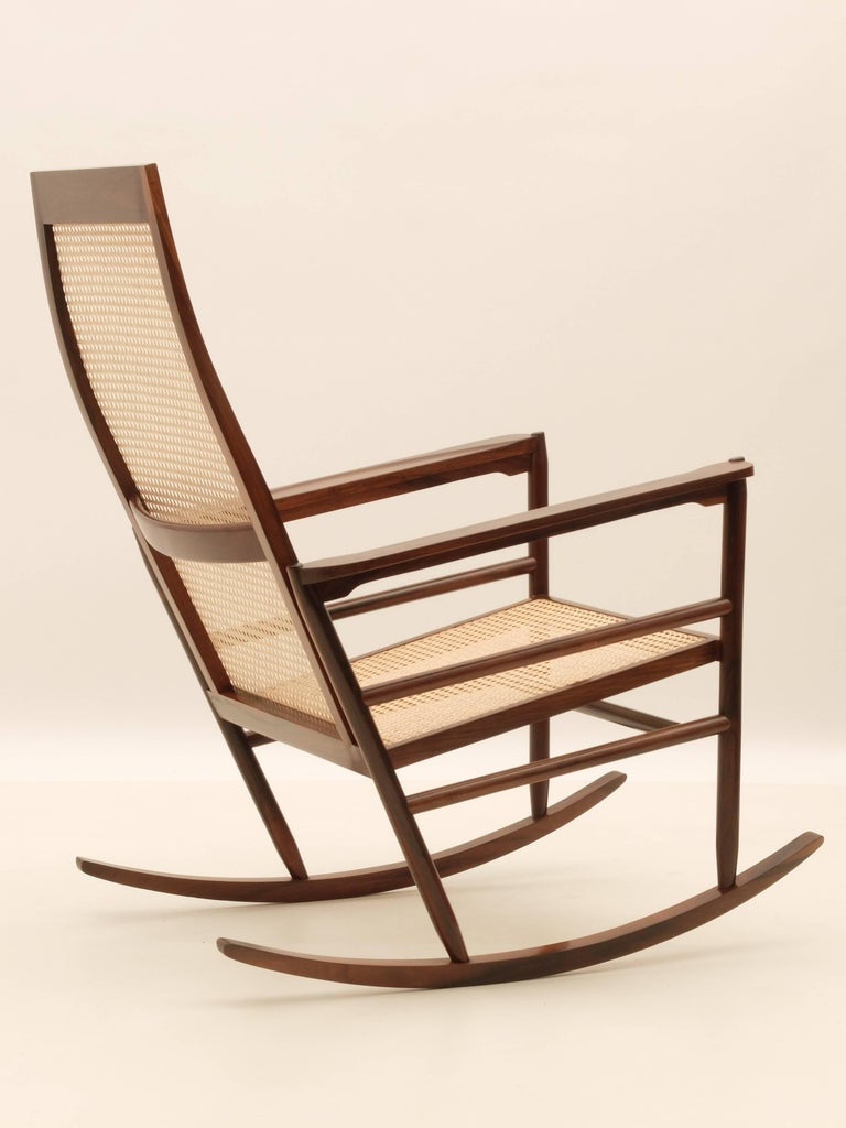 Tenreiro rocking chair for sale at 1stdibs for 7 furniture doral fl