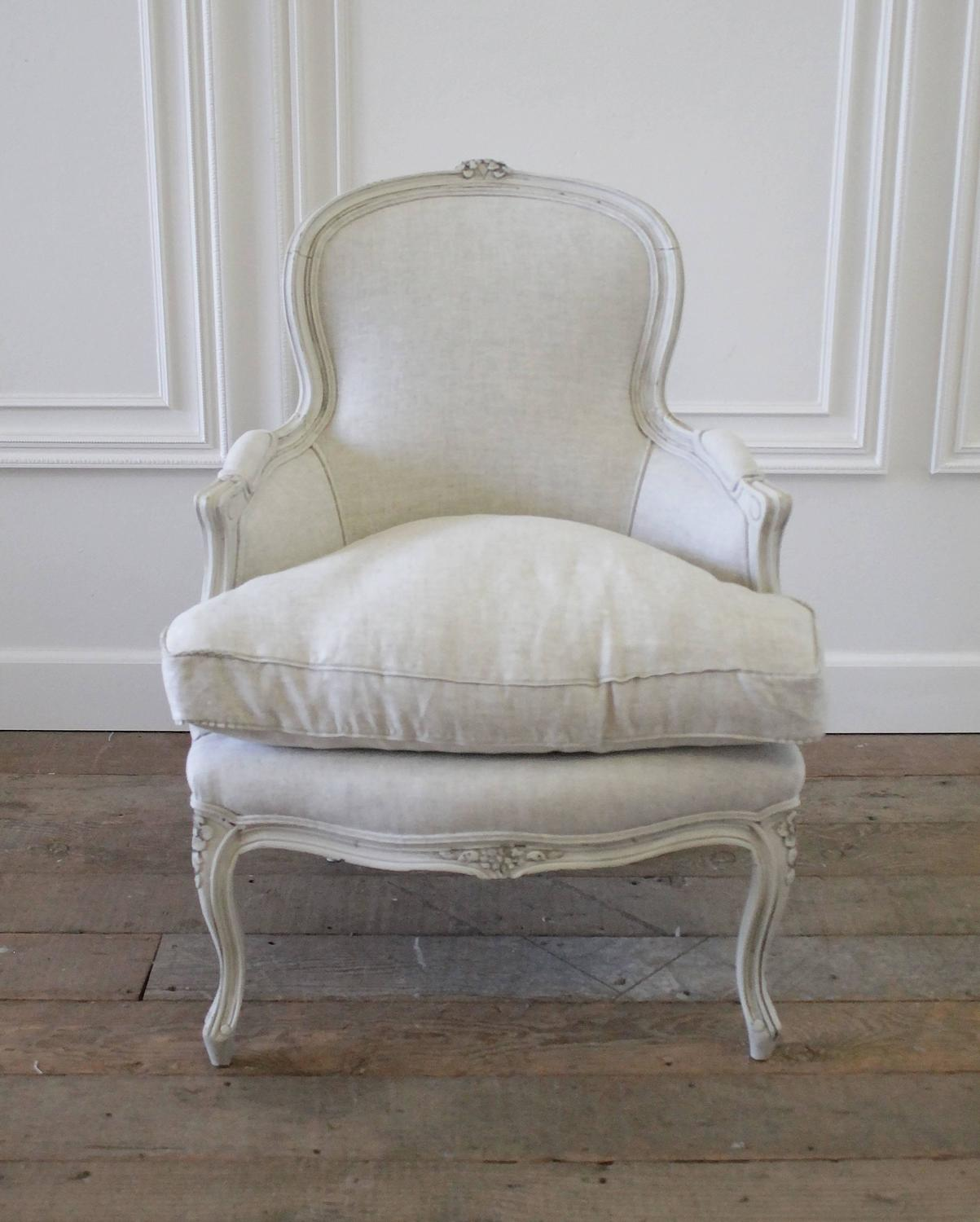 Antique Chairs Reupholstered Style