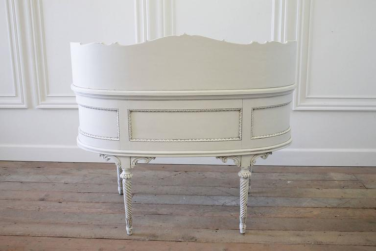 20th Century Louis Xvi Style Kidney Bean Shaped Desk And