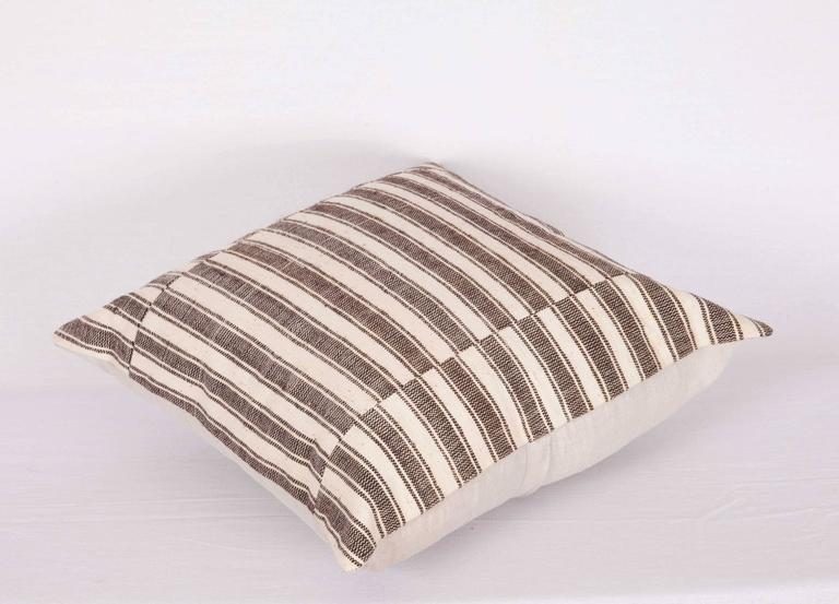 Pillow Made Out of an Anatolian Turkish Mid-20th Century Kilim at 1stdibs