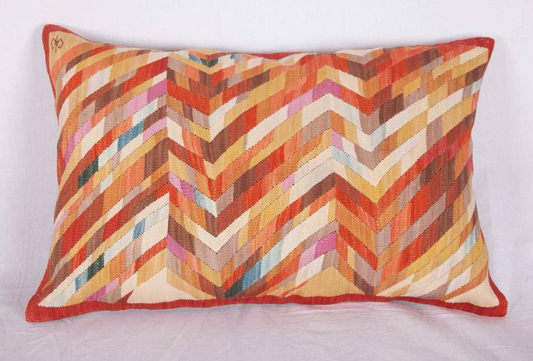 Contemporary Silk Kilim Pillows For Sale at 1stdibs