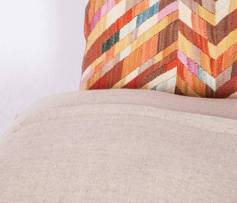 Contemporary Silk Kilim Pillows For Sale 3