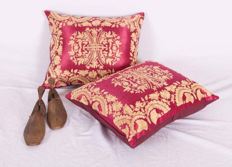 Turkish Antique ottoman turkish pillow Cases For Sale
