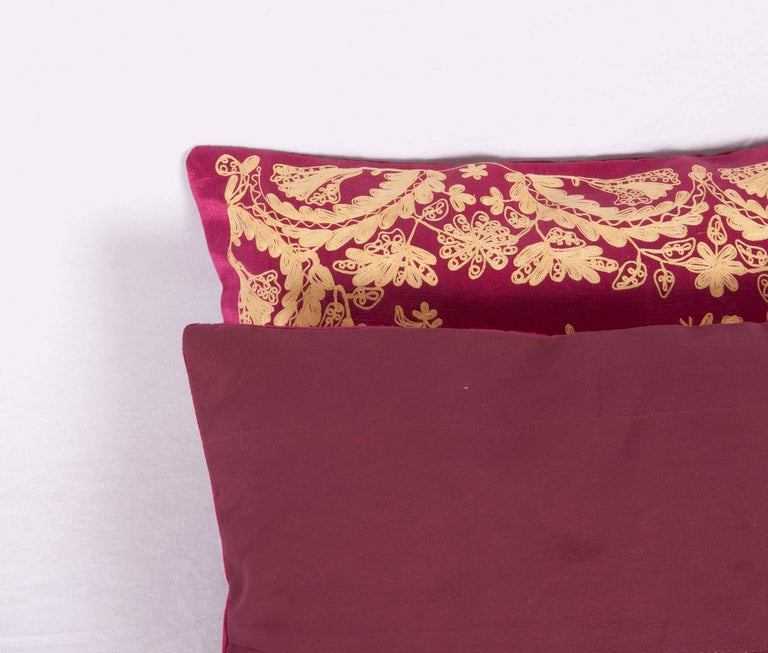 19th Century Antique Ottoman Turkish Pillow Cases For Sale