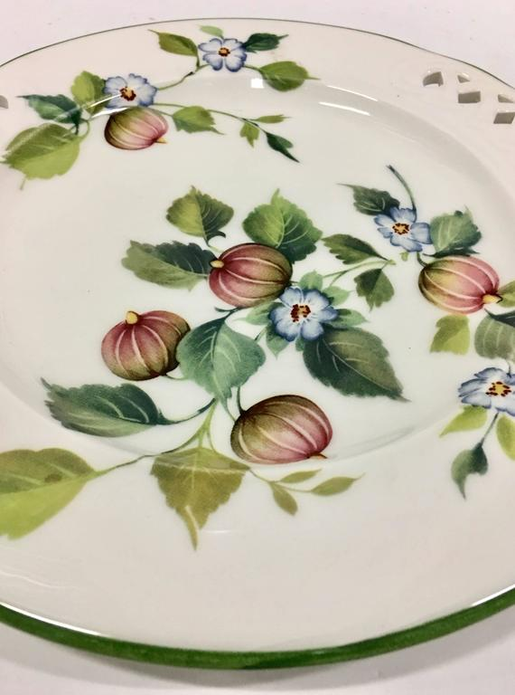 Vintage Quot Tiffany Quot Ceramic Dinnerware By Brunelli Italy S