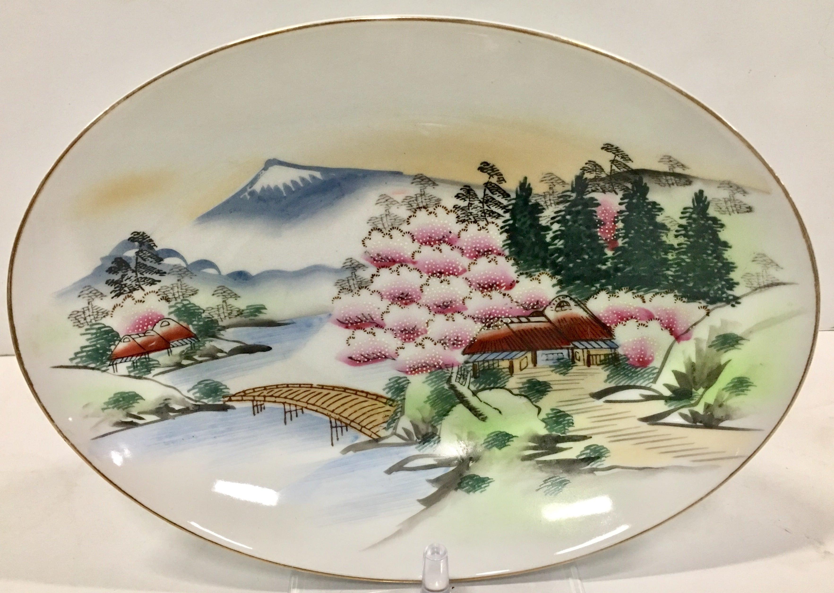 1950's Japanese Kutani Ceramic