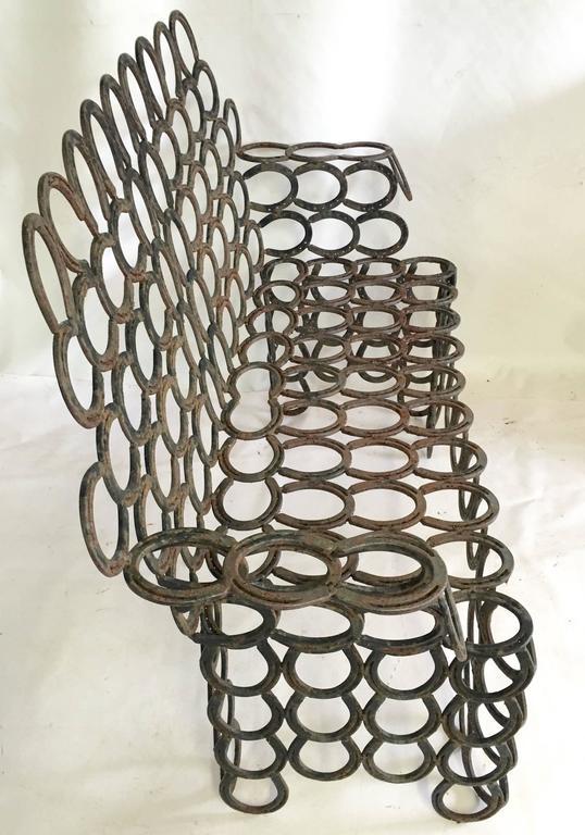 Cast Iron Shoe Rack For Sale