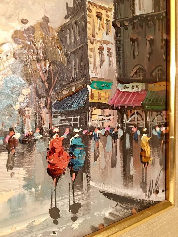 Antonio Devity Original Oil On Canvas Paintings Quot Paris