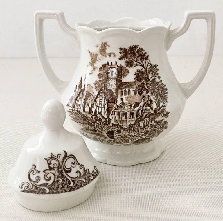 Vintage English Royal Staffordshire Ironstone Dinnerware