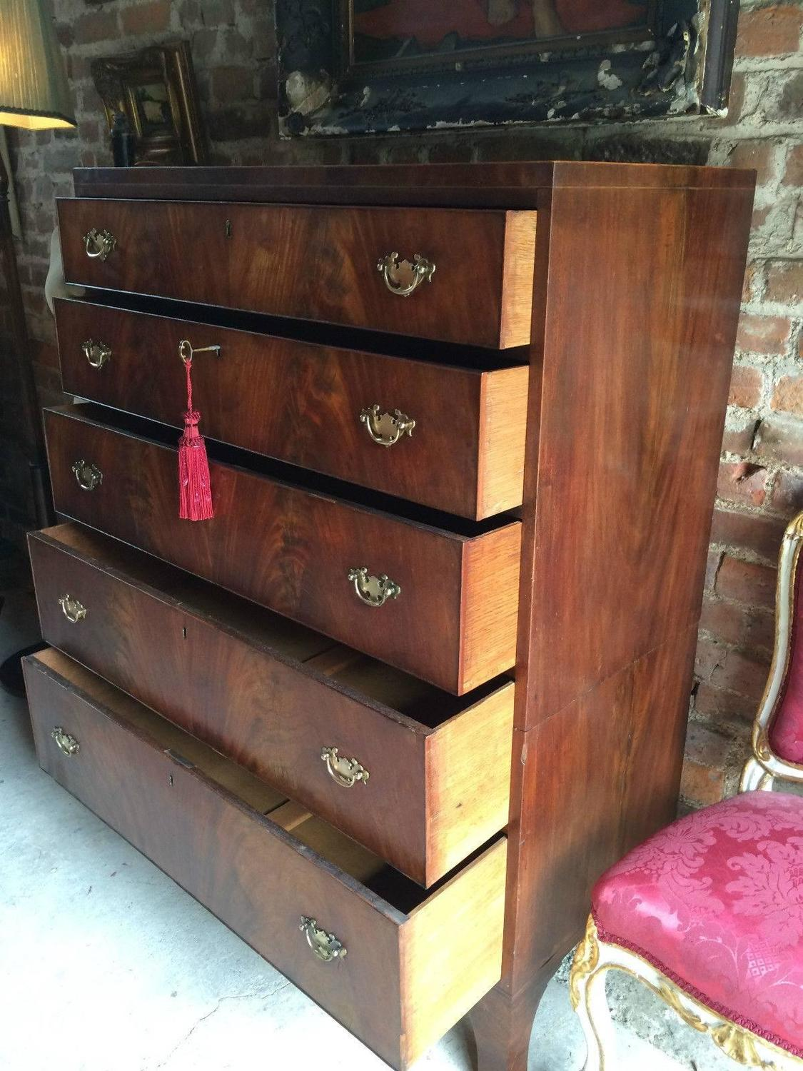 #B7155F George III Antique Tallboy Chest Of Drawers Dresser  with 1125x1500 px of Highly Rated Vintage Tallboy Chest Of Drawers 15001125 picture/photo @ avoidforclosure.info